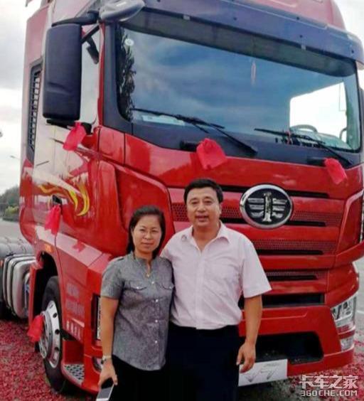"""45岁辞掉办公室工作开卡车,卡车司机东哥的""""解放""""之路(下)"""