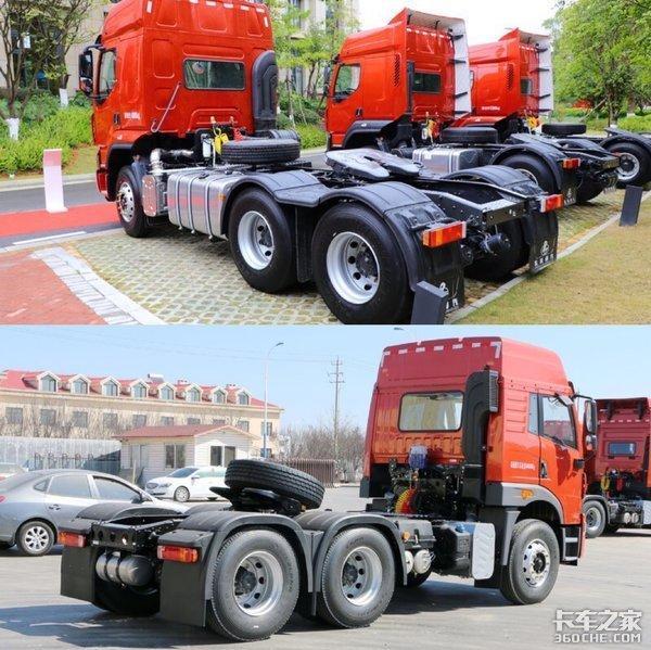 柳汽H5和解放悍V,30万以内买牵引车该选谁?