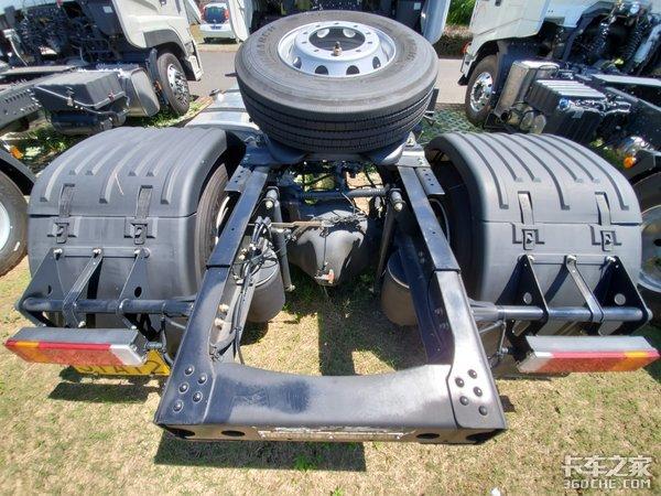 480马力康明斯配气囊悬挂,东风天龙VL能跑高速物流吗?