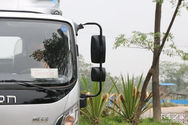 都搭载AMT的快运H500和奥铃CTS大对比城配运输市场谁更强