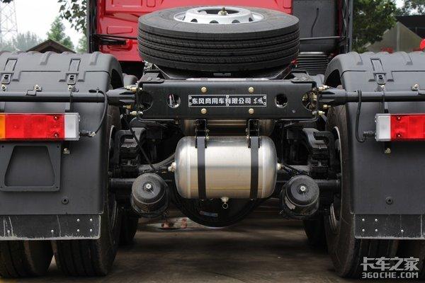 四款600马力6×4牵引车盘点各个都是狠角色!