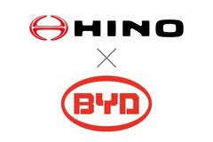 期待!比亚迪联手日野开发纯电动商用车