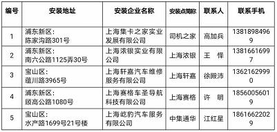 今年年底前可免费安装OBD!上海的卡友不容错过
