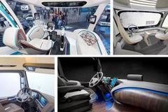 未来卡车智能座舱连连看:德意韩都来了