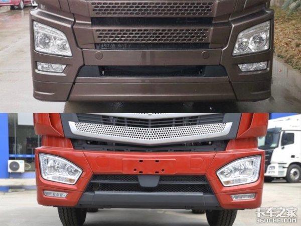 9.6米8X4自动挡载货车,解放JH6和欧曼EST该买哪个?