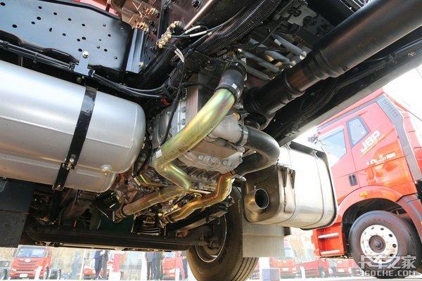 LNG配AMT变速箱盘点你能买到的自动挡燃气车