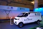 科技创新北汽EV5闪耀海南新能源车展