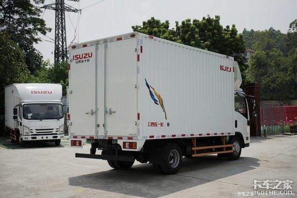 累计销量670万台江西五十铃将再次变革中国轻卡行业
