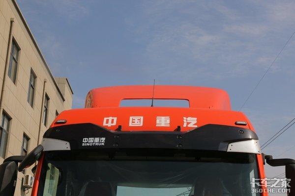 600L双腔油箱四路摄像头这款汕德卡G5配置属实豪横