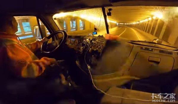 让卡车司机担惊害怕的长下坡到底该咋跑?10年老司机亲自示范