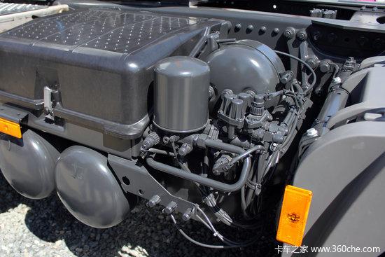 车展聚焦 网友盘点进口卡车9处设计细节