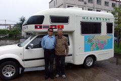 中国老头开房车去伦敦 5万预算玩转欧洲