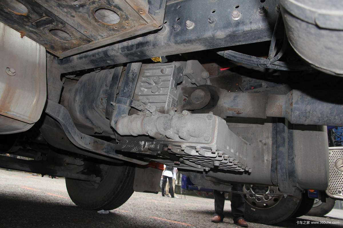 卡车排气制动电路图