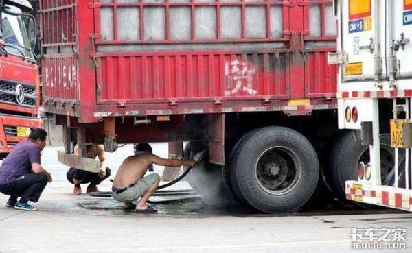 你会让你的孩子开卡车吗?听听卡友怎么说