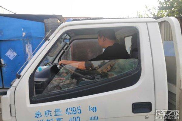 无忧上牌无虑进城韩师傅选择解放经典1自卸车
