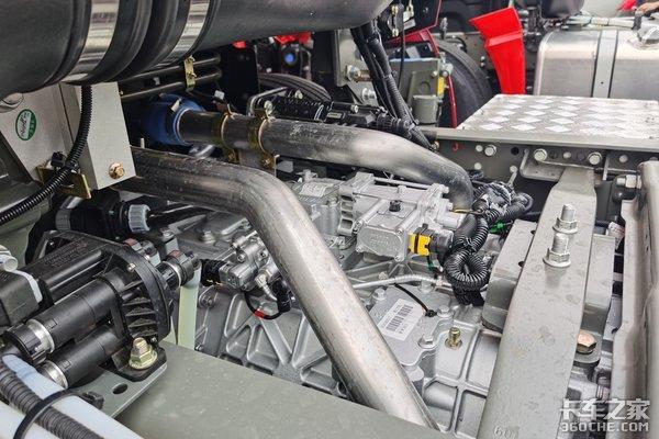 """MC11动力带自动挡!34.68万图说重汽TH7的""""七十二变"""""""