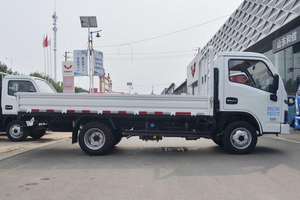 装1.9升柴油机可合规2吨装载这款不到7万的小卡值得买吗?