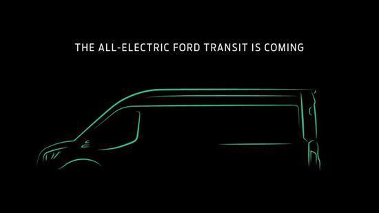 终于来了福特将于11月发布纯电动货车