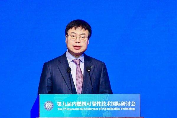 """合力攻坚内燃机可靠性技术为中国制造业高质量发展注入""""新内涵"""""""
