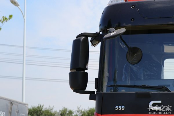 自主动力链配高端内饰550马力的汉马H9有没有亮到你