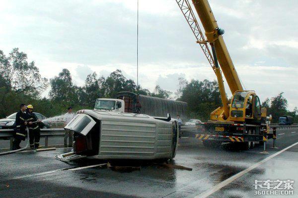 五类货车吊车2300元/次!浙江省最新高速救援服务收费标准来了