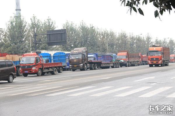 安全第一北京严查货车违法和酒驾套牌