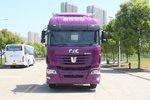 自重仅6.8吨 紫色涂装的联合U420真妖娆