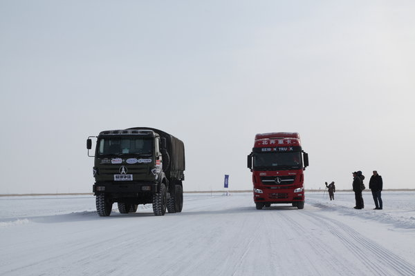 品质卡车北奔制造全年高效运营