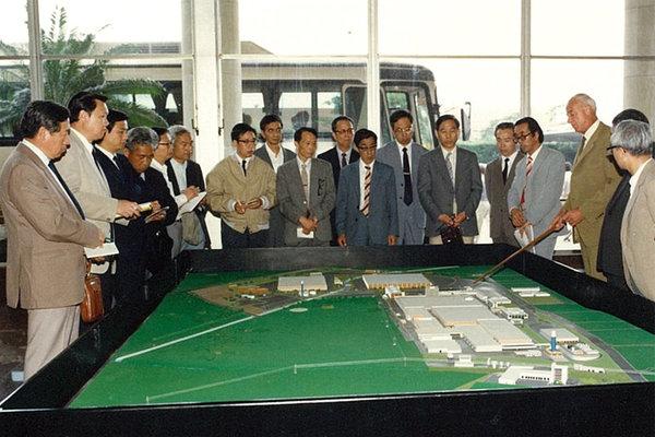 北奔重卡项目改变中国汽车工业缺重局面