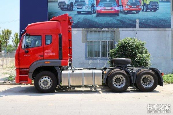 31.8万元开台拖头回家这七款6x4牵引车谁更香