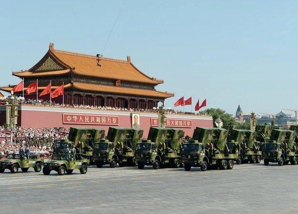 北奔重卡匠心铸就中国制造的兵车铁骑