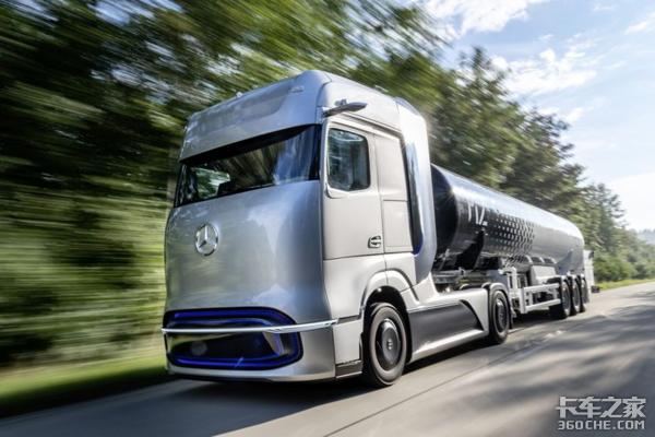 氢燃料电池未来会成为卡车主要能源吗?