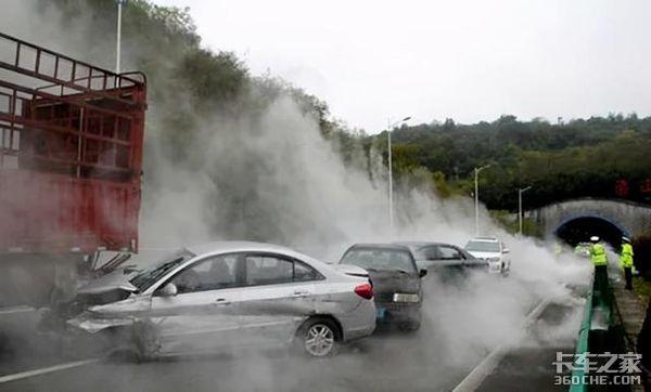 冬季来临天寒地冻也是事故高发期冬季跑车需要格外注意这六点