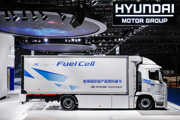 或许是未来最靠谱的动力方式现代汽车在中国构建氢能生态链