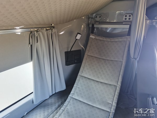 黄河重卡跟车体验2:隔音、减震全面升级驾乘舒适性明显提升