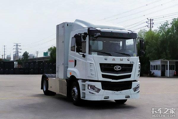 338批公告看点:燃料电池牵引车增加250%,氢能中重卡要火