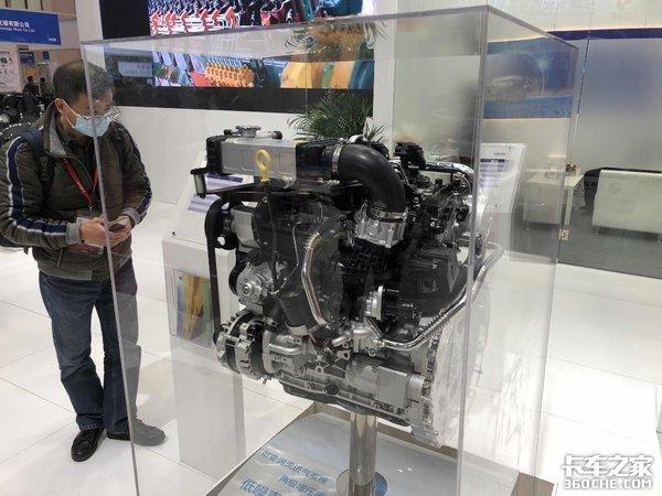 上柴这款2.0T柴油机能达到200多马力