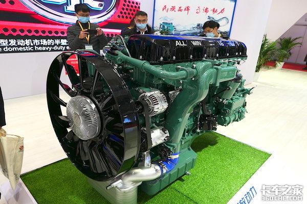 北京内燃机展:玉柴15L燃气与东风DDI16系列大排量是亮点!
