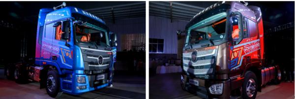 创业梦想致敬青年物流人!中国首个卡车新零售品牌凯曼重卡发布
