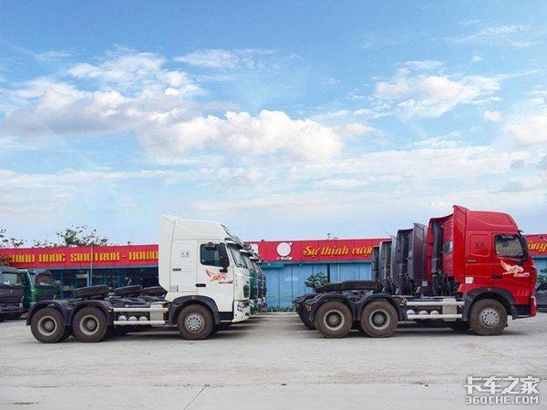 越南乱不乱,豪沃说了算,中国重汽为啥能在越南称王?