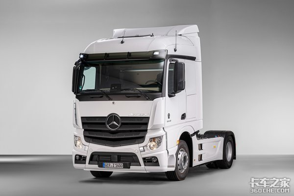 重磅!戴姆勒与北汽福田将投资27.5亿在华生产Actros重型卡车