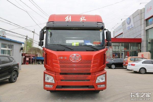 自重仅8.2吨买到就是赚到400马力的国六JH6只要30万