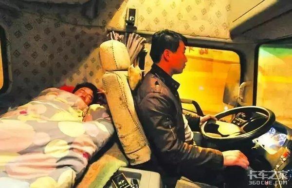开着车就去世了,货车司机过劳死频发,这些习惯不能忽视