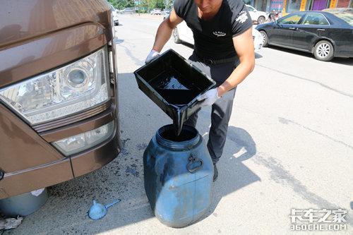 国六专属机油换油周期竟然有10万公里