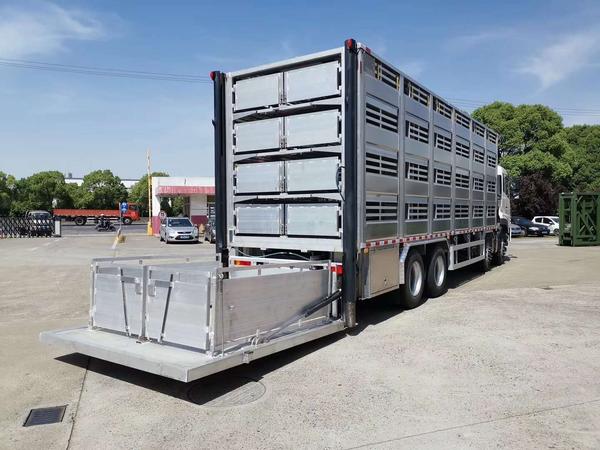 引领行业智变未来凯卓立货运车辆尾板新品即将发布