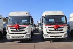 全新一代国六欧曼LNG重卡交付160台大单