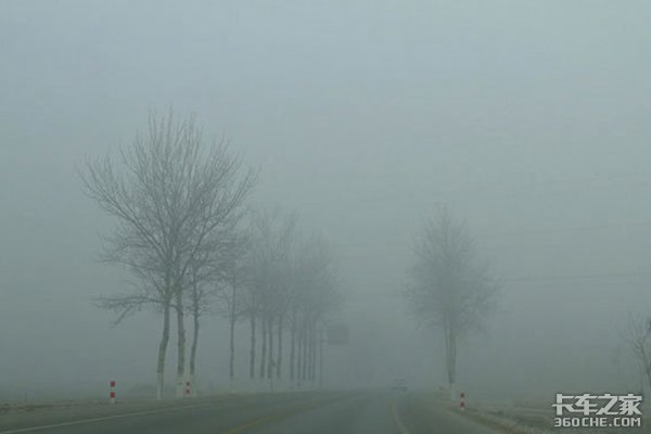 团雾高发期来临你知道怎么开车才更安全吗?这份行车指南一定要收好