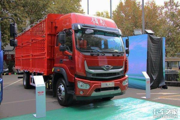 广州车展11月20日开幕看看都会有哪些卡车亮相