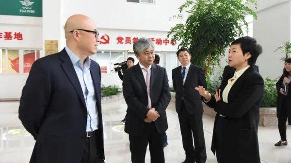 强合作,促发展飞碟汽车与五十铃(中国)发动机战略合作成功签约