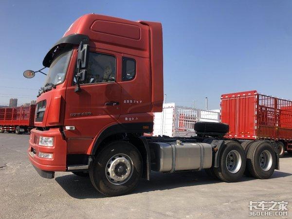 搭载潍柴动力链,砂石料运输首选,重汽斯太尔D7W才27.5万